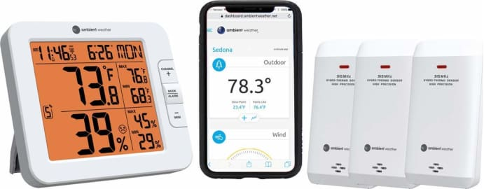 The 7 Best Smart Weather Stations 2020