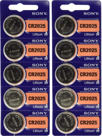 The 9 Best CR2025 Batteries 2020