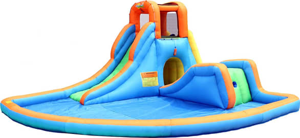 The 8 Best Inflatable Pools With Slides 2020