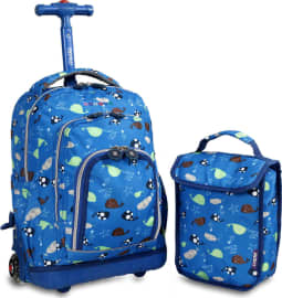 The 9 Best Kid's Rolling Backpacks 2020