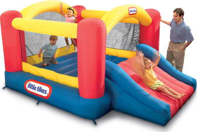The 10 Best Bounce Houses 2020