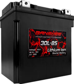 The 7 Best Lithium Ion Batteries For Motorcycles 2020
