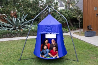 The 8 Best Hanging Tents For Kids 2020