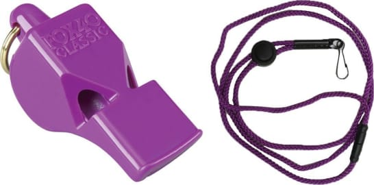 The 10 Best Survival Whistles 2020