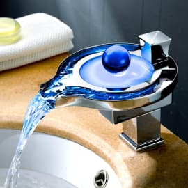 The 5 Best LED Faucets 2020