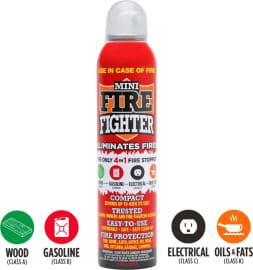 The 10 Best Fire Extinguishers 2020