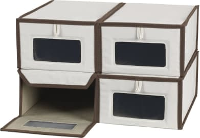 The 10 Best Shoe Storage Boxes 2020