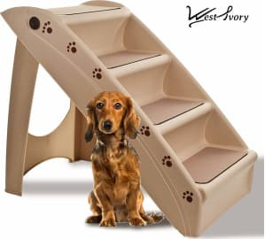 The 10 Best Pet Stairs For Beds 2020