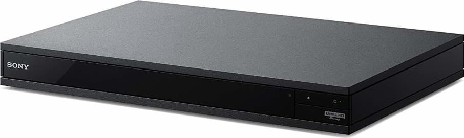 Sony UBP-X800 Blu-ray Player Ultra HD 4K Built-in Wi-Fi with HDR Compatibility