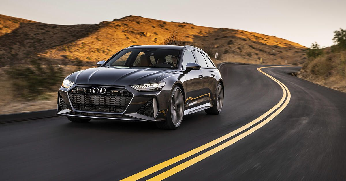 2021 Audi RS6 Avant costs over six figures, so pay up ...