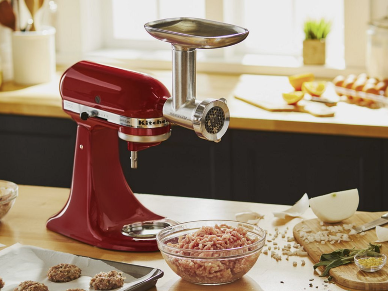 A $200 KitchenAid stand mixer and Cuisinarts on sale at Best Buy