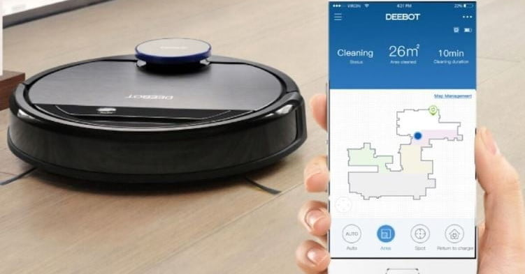 Best Buy Rolls in with Discounts on Ecovacs Robot Vacuums