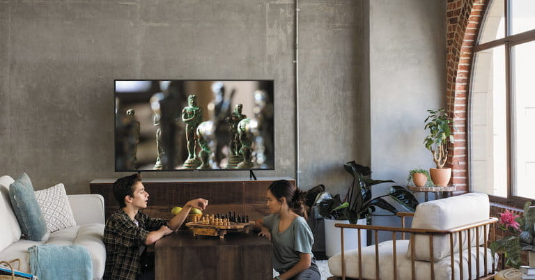 Best Buy and Walmart Discount Samsung 4K TVs Ahead of March Madness