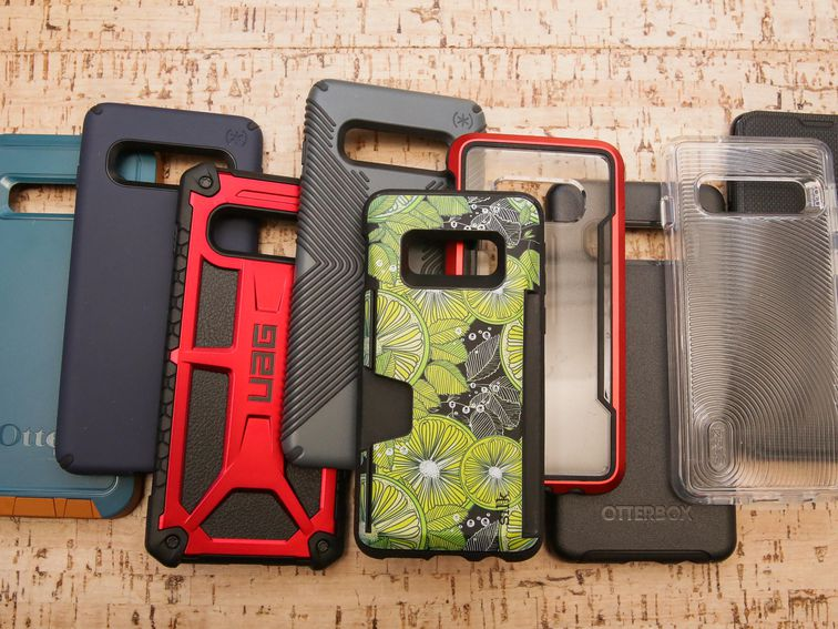 Best Samsung Galaxy S10, S10 Plus and S10E cases