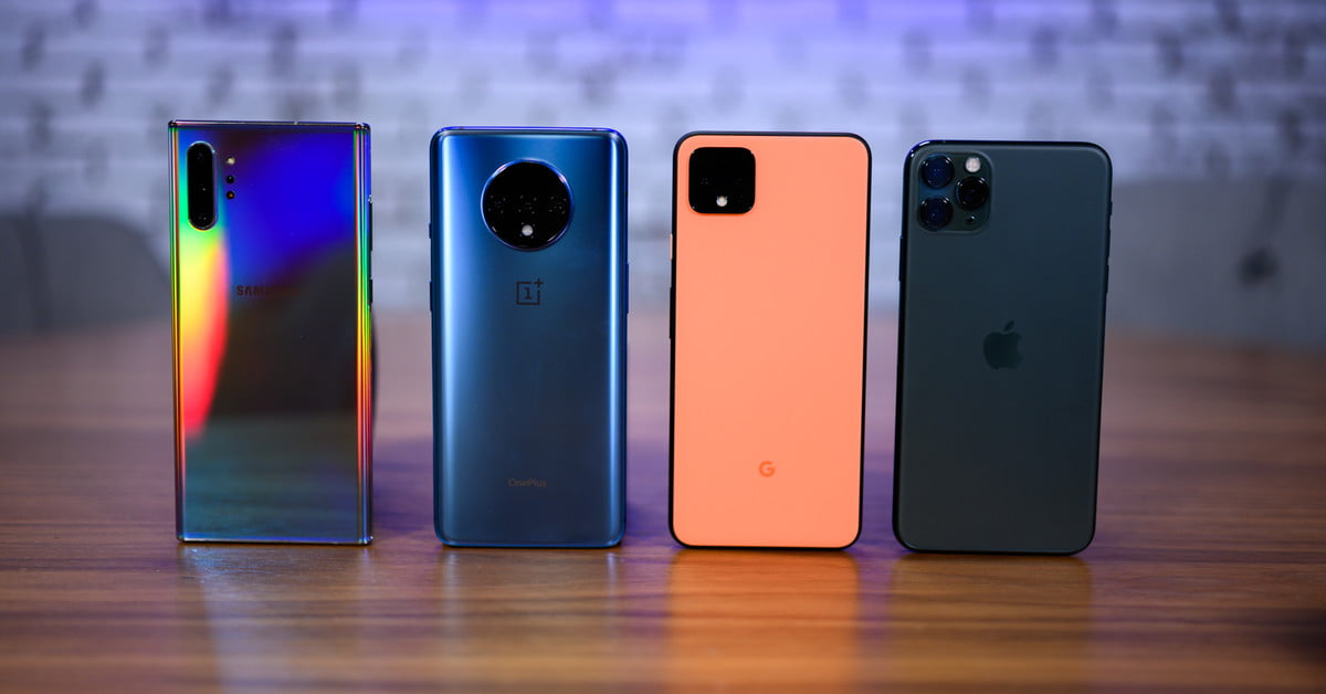 Best Smartphone Deals for March 2020: iPhone, LG, & More