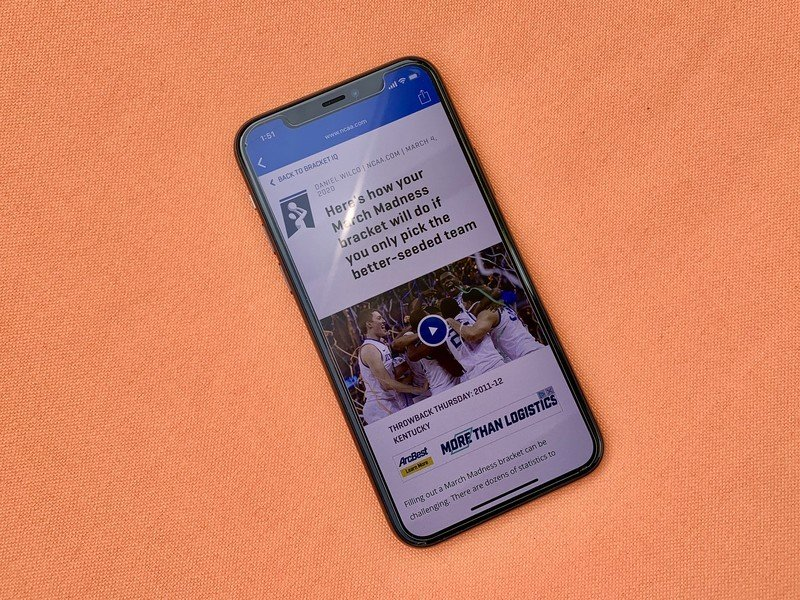 Best bracket apps for March Madness in 2020