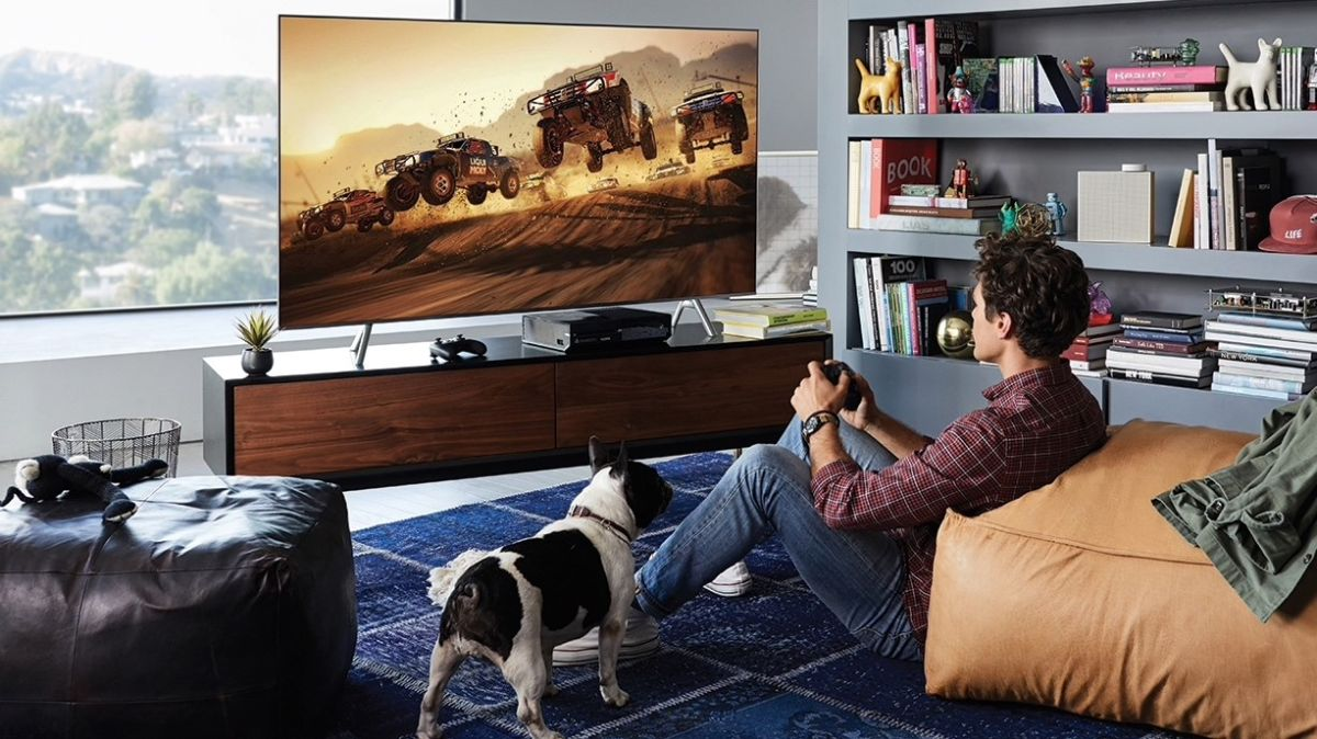 Best gaming TV | TechRadar