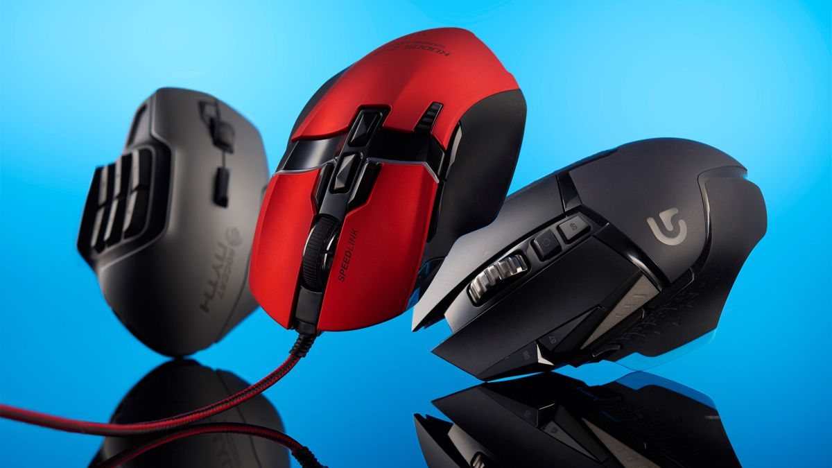 Best gaming mouse 2020: the best gaming mice you can buy