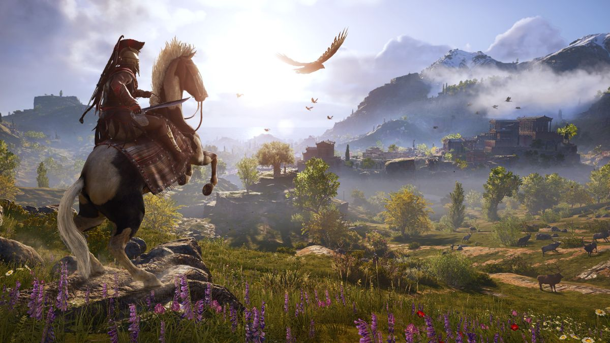 Best open world games 2020: get out and explore