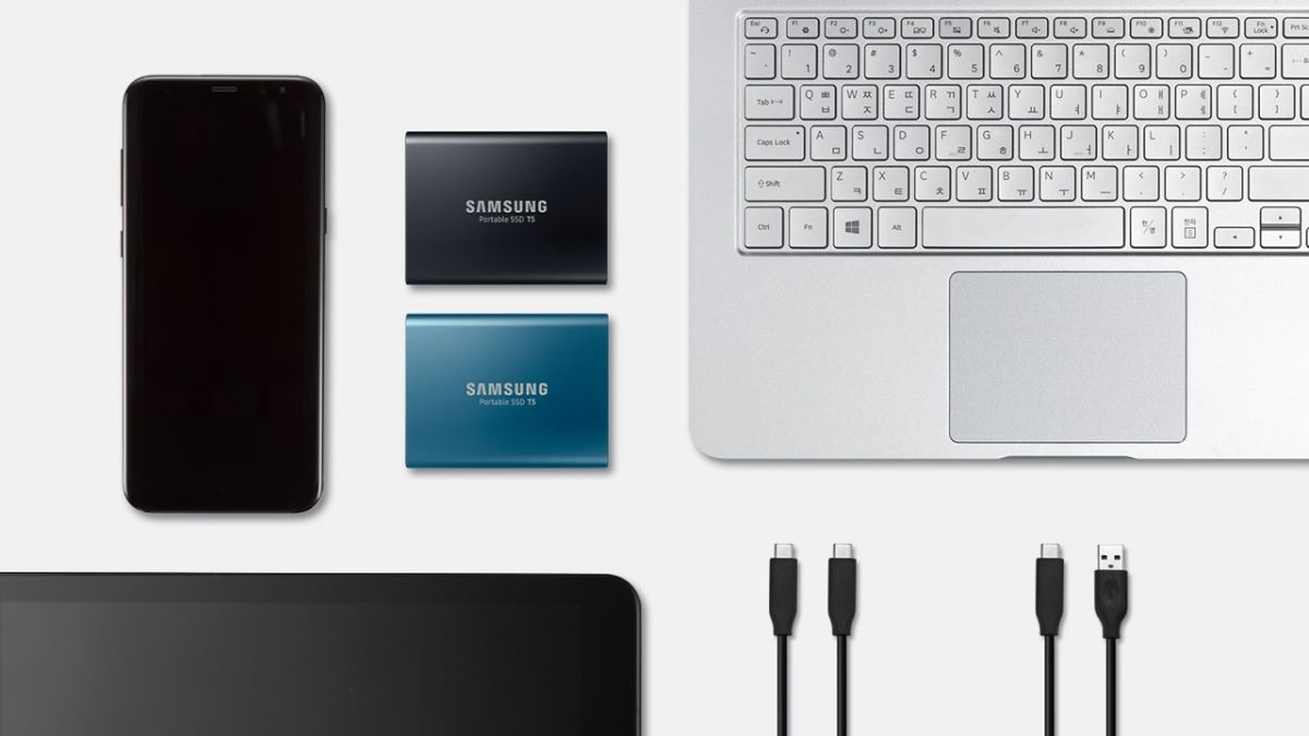 Best portable SSD of 2020: top external solid state drives