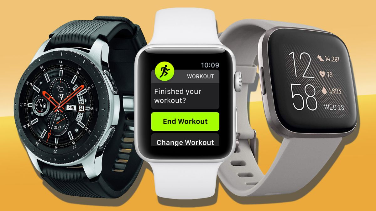 Best smartwatch for iPhone 2020: Apple Watch, Wear OS, Tizen and more