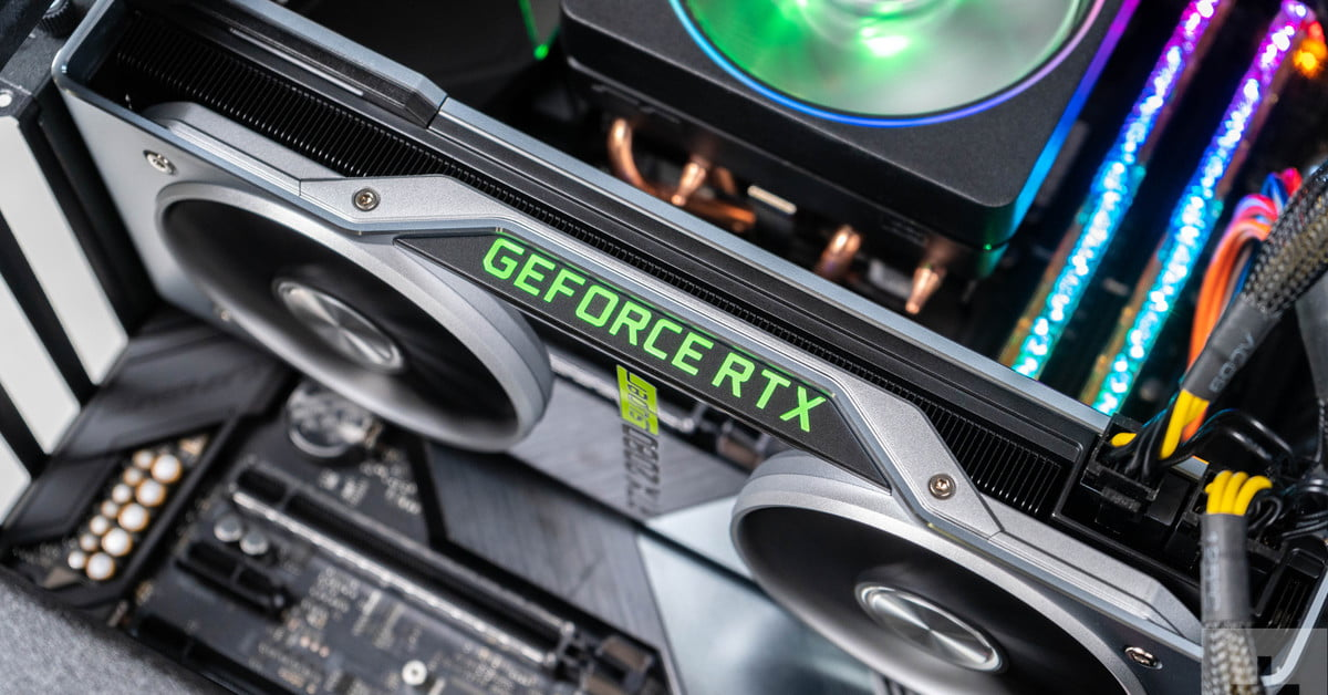 Nvidia's faster, better DLSS 2.0 could be a game-changer