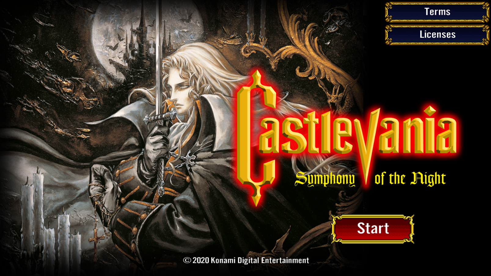 Symphony of the Night is one of the best Metroidvania games ever made, now available on Android