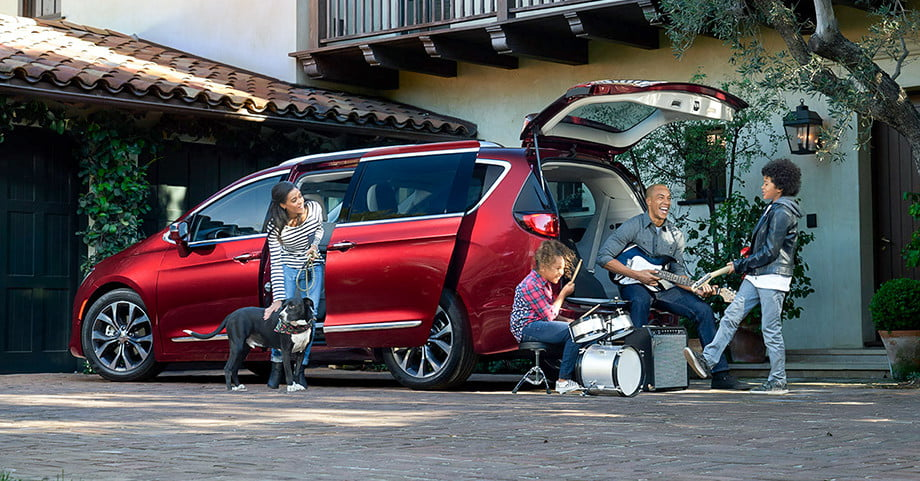 The Best Minivans Available New For the 2020 Model Year