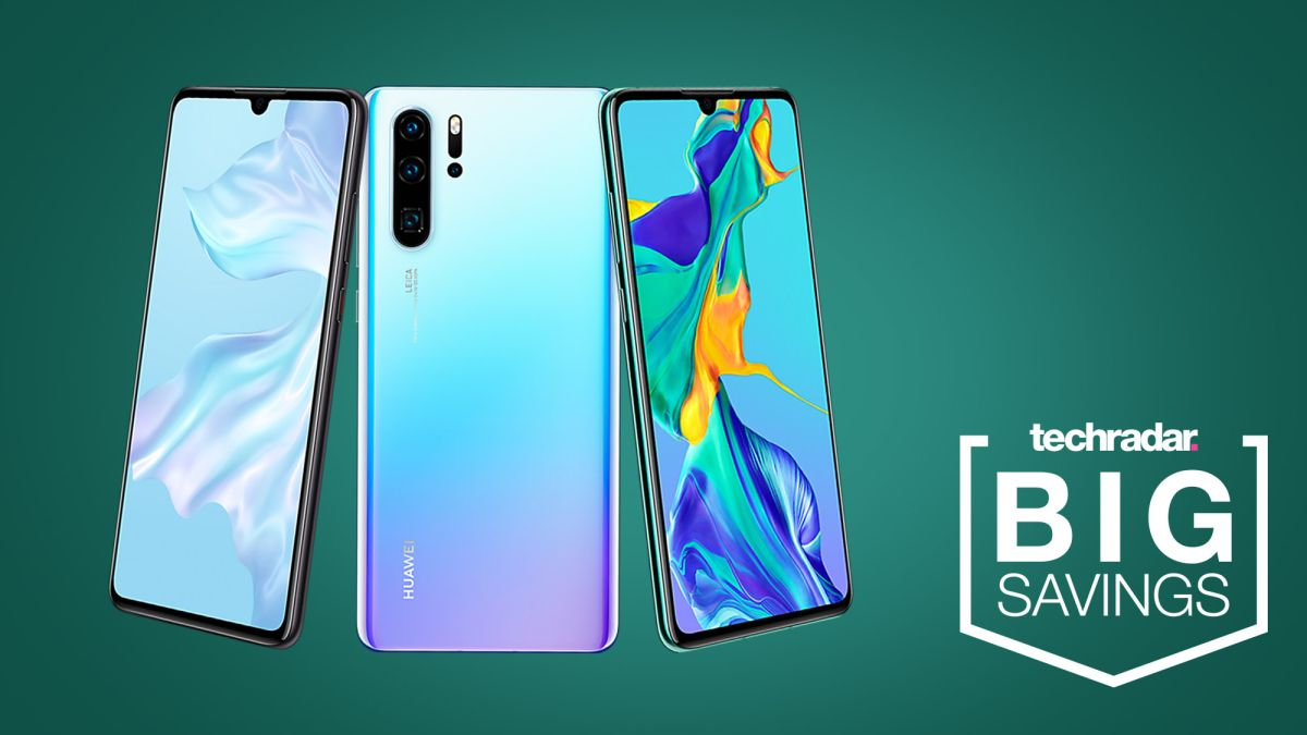 The best Huawei P30 deal just dropped to £22/pm while still offering 100GB of data