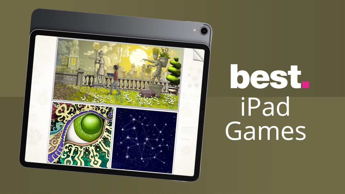The best iPad games of 2020