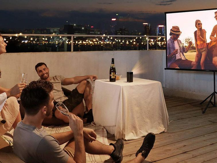 The best price yet on the Anker Nebula Apollo portable projector is $320