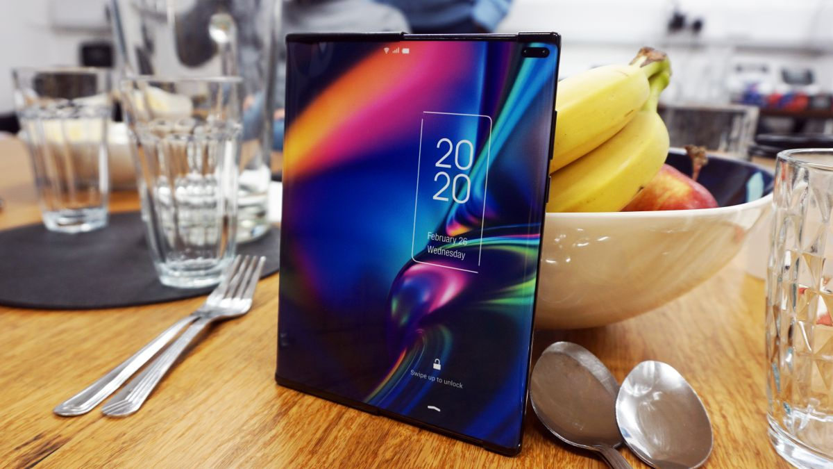 This is the best foldable phone concept we've seen so far