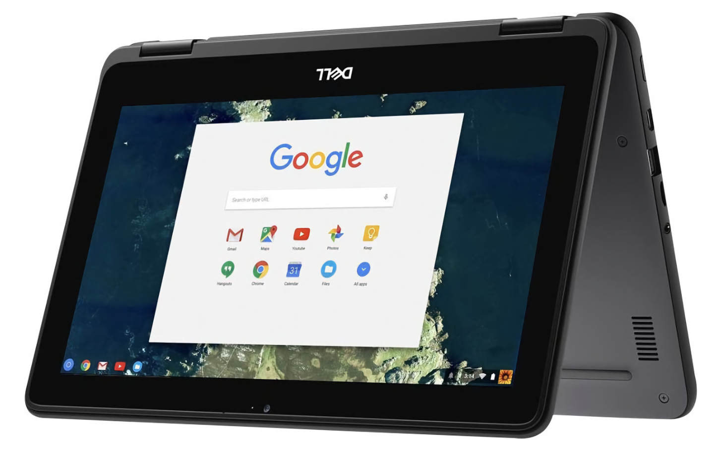Today only, save $100 on a Dell 2-in-1 11.6″ Chromebook ($169) at Best Buy