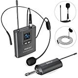 Top 10 Best Wireless Microphone Systems 2020