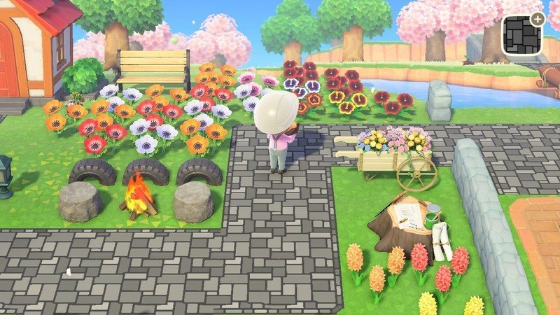 Animal Crossing: New Horizons — The best QR codes for streets, paths, and bricks