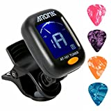 Top 10 Best Aroma Guitar Tuners 2020