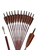 Top 10 Best Wood Arrows With Broadheads 2020