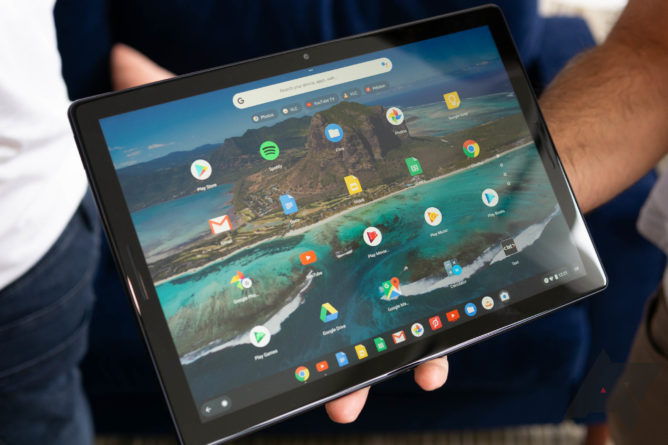 The Pixel Slate with Logitech's Brydge keyboard is the best Chromebook you can buy around $500 right now