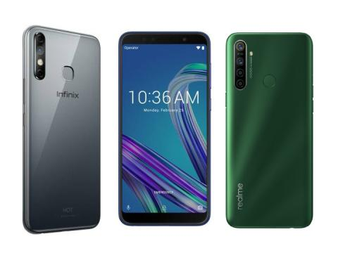 These low-cost 10 thousand Best smartphone Learn FEATURES