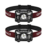 Top 10 Best Rechargeable Headlamp With Crees 2020