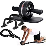 Top 10 Best Ab Wheel With Knee Mats 2020