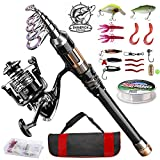 Top 10 Best Fishing Combo With Telescopic Rods 2020