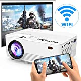 Top 10 Best Pocket Projector With Airplay Miracasts 2020