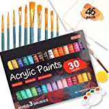 Top 10 Best Paint Set With Brushes 2020