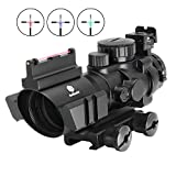 Top 10 Best Reticle Scope With Fibers 2020