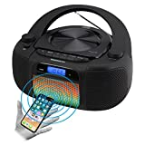 Top 10 Best Stereo Boombox With Digital Radios 2020