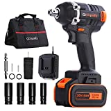 Top 10 Best Electric Impact Wrench Cordlesses 2020
