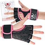 Top 10 Best Lifting Gloves With Integrated Wrists 2020
