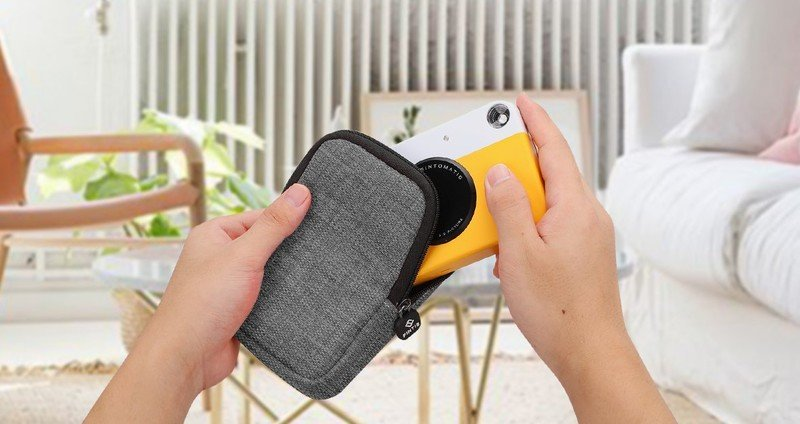 Best Travel Cases for the Kodak Printomatic in 2020