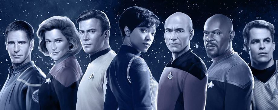 Best current and new Star Trek series on CBS All Access